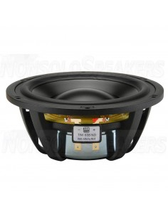 "MOREL TIW 638ND - 6"" Woofer - Morel Titanium"