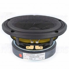 "15W/4531G00 - 5.25"" Midwoofer Scan Speak 4ohm"