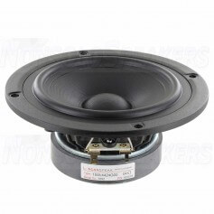 "15W/4424G00 - 5.25"" Midwoofer Scan Speak 4ohm"