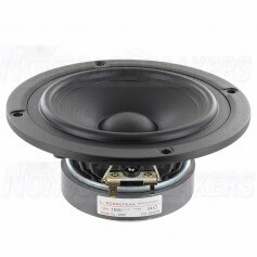 "15W/4434G00 - 5.25"" Midwoofer Scan Speak 4ohm"