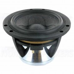"15WU/4741T00 - 5.25"" Midwoofer Scan Speak 4ohm"