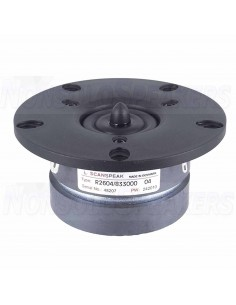 R2604/833000 - 25mm Tweeter Scan Speak 4ohm