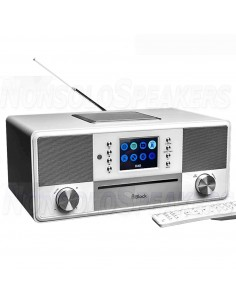 BLOCK AUDIO SR-50 Smartradio White