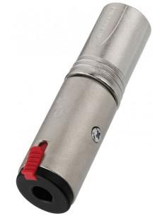 Monacor NA-3MJ NEUTRIK adapter XLR