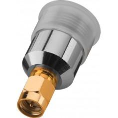 Monacor SMA-174N/JP Adapter SMA plug/N jack