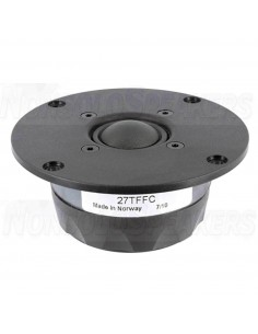 27TFFC - 25mm Tweeter- Seas Prestige
