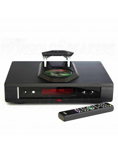 Rega Isis Reference cd-player black