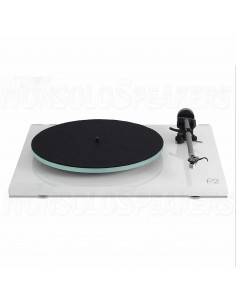 Rega Planar 2 turntable white with TA-Carbon incl.