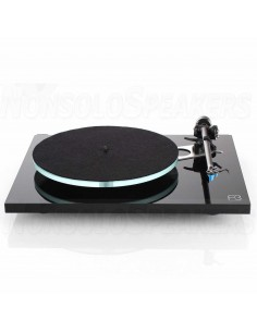 Rega Planar 3 Turntable black with RB330