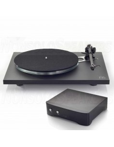 Rega Planar 6 & Neo PSU turntable black
