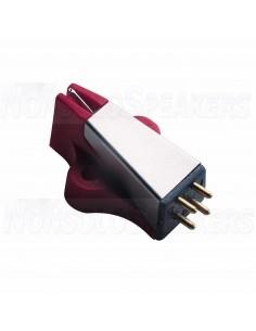 Rega Bias-2 cartridge (MM) Moving Magnet red