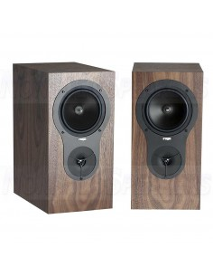 Rega RX-ONE loudspeaker system 2 ways walnut