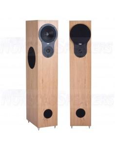 Rega RX-THREE loudspeaker system 2,5 ways walnut