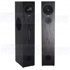 Rega RX-THREE loudspeaker system 2,5 ways black