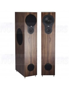 Rega RX-FIVE loudspeakers system 2,5 ways walnut