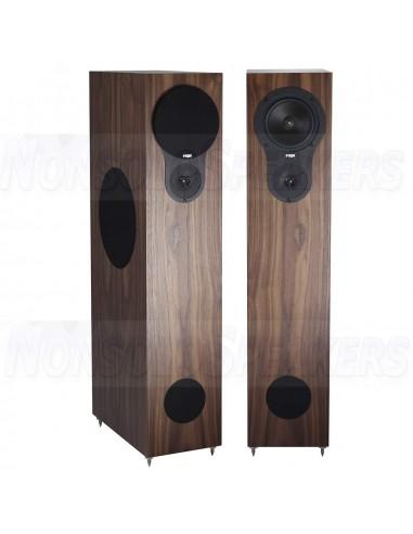 Rega RX-FIVE loudspeaker system 2,5 ways walnut