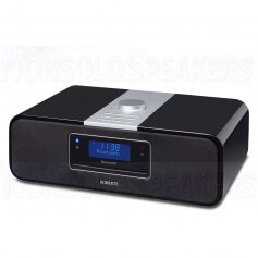 Roberts Radio BLUTUNE 200 Bluetooth CD Sound System black