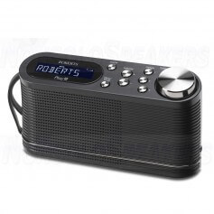 ROBERTS RADIO Play 10 DAB/DAB+/FM BLACK