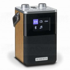 ROBERTS RADIO Blutune T2 Portable DAB+/DAB/FM +BT