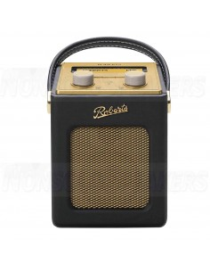 Roberts Radio REVIVAL MINI DAB+/DAB/FM Black