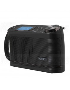 Roberts Radio STREAM104 Smart Radio black