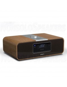 Roberts Radio BLUTUNE 200 Bluetooth CD Sound System black