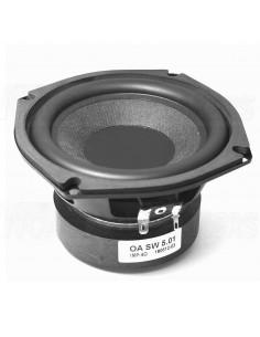 Omnes Audio SW 5.01 subwoofer 13 cm