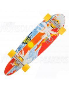 Ocean Pacific Cruiser Skateboard Crest