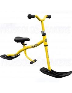 Longway Kids Ski Bike Yellow