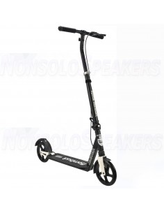 Longway Jaguar Adult Scooter Matt Black
