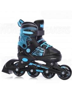 Tempish Verso II Triple Kids Roller Skates Blue