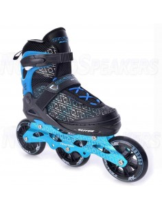 Tempish Nerrow 3 Kids Inline Skates Black