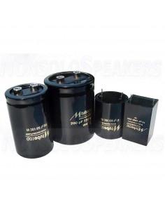 Mundorf TubeCap 100uF 550V 5% capacitor