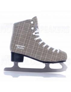 Tempish Country Figure Skates Checkered
