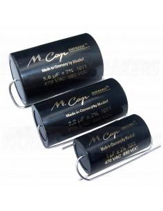 Mundorf Capacitor MCap Supreme 0.10uF 1400V 2% axial