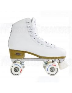 Tempish Classic Quad Roller skates White
