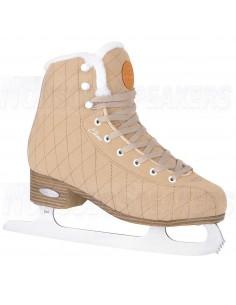 Tempish Elena Figure Skates Brown