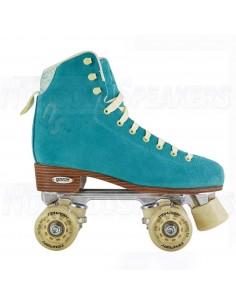 Tempish Nessie Star Roller Skates Aqua