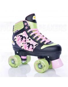 Tempish Sunny Bloom Roller Skates Black