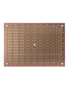 Epoxy glass fiber laminate circuit board 220 x 155 mm