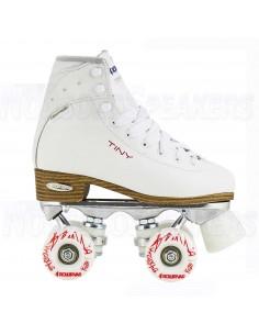 Tempish Tiny Plus Roller Skates White