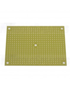 Grid panels of epoxy glass fiber laminate RA160 159 x 127 mm