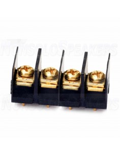 4 pin terminal block for PCB assembly & Circuit board