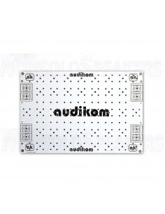 PCB01 - Audikom PCB for crossover filters - 10x15cm