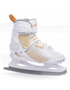 Tempish Eris Figure Skates White