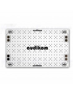 PCB02 - Audikom PCB for crossover filters - 17x22cm