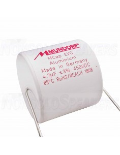 Mundorf ME-3,90T3.450 3,90 µF 3% 450 V MCap EVO capacitor