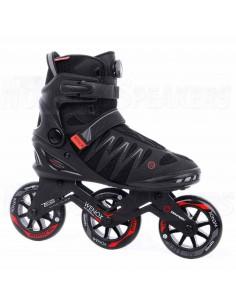Tempish Wenox Top 100 Mens Inline Skates Black