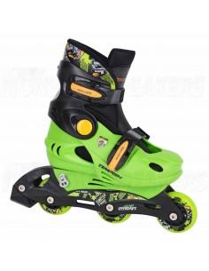 Tempish Racer Baby Inline Skates Green