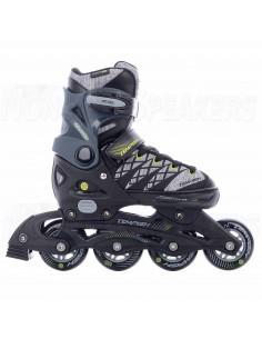 Tempish Clips Adjustable Kids Inline Skates Grey